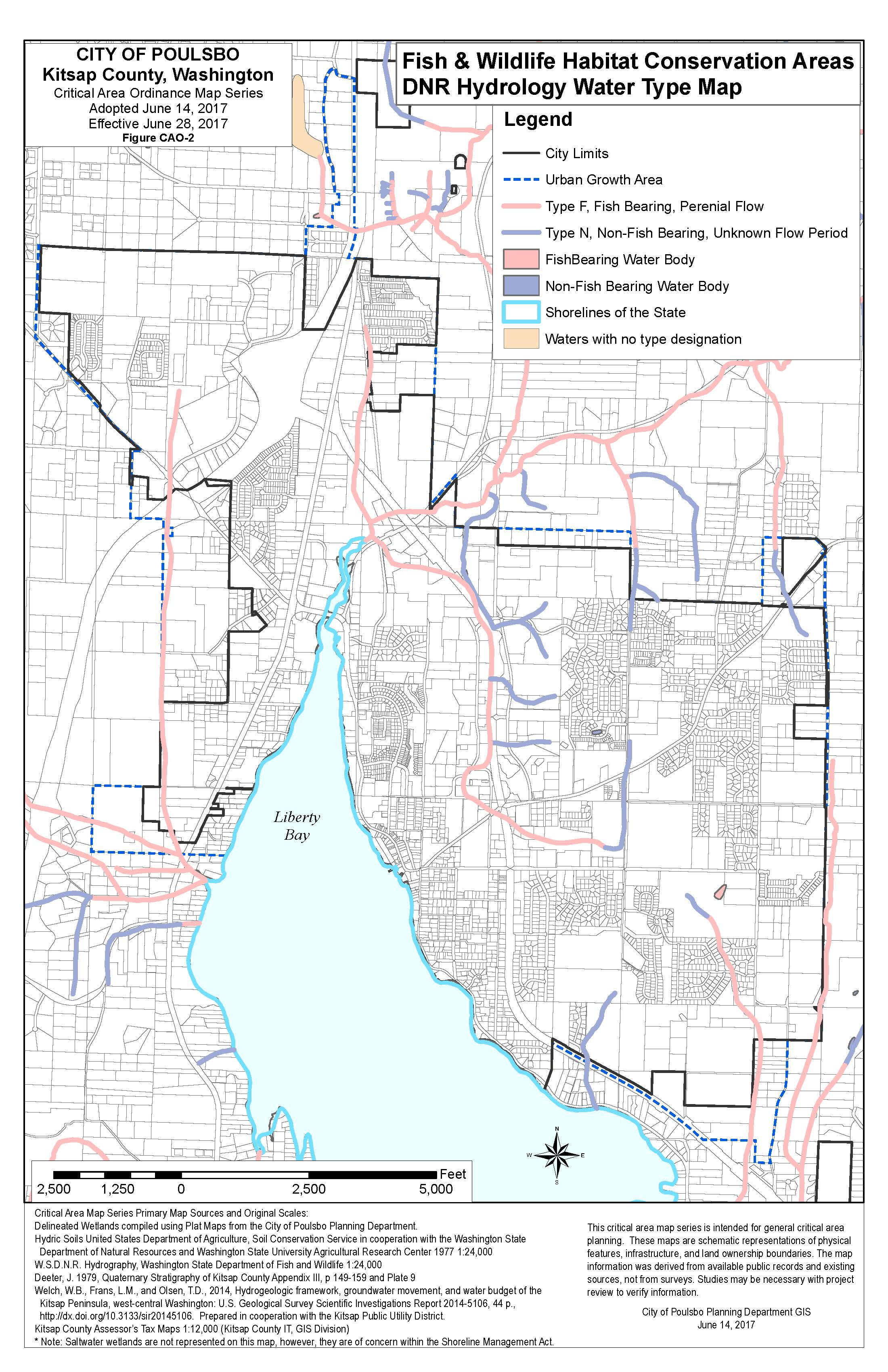 Codes, Amendments & Maps | City of Poulsbo on