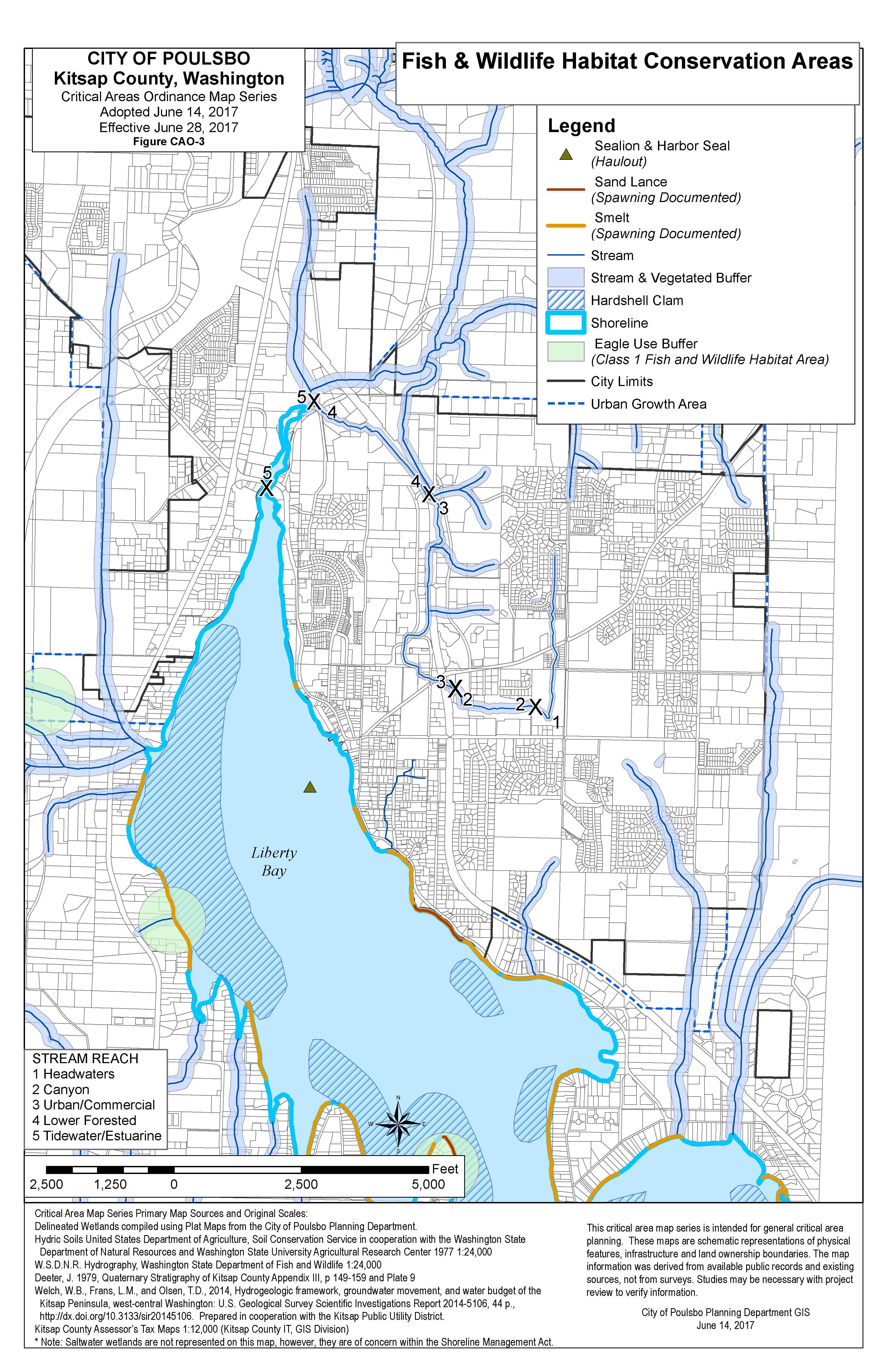 codes amendments maps city of poulsbo
